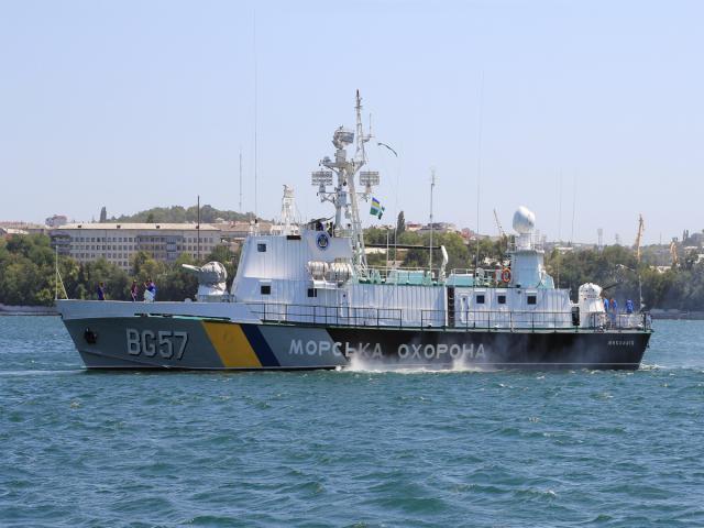 ФСБ завела уголовное дело наукраинских таможенников, угнавших крымское судно сэкипажем