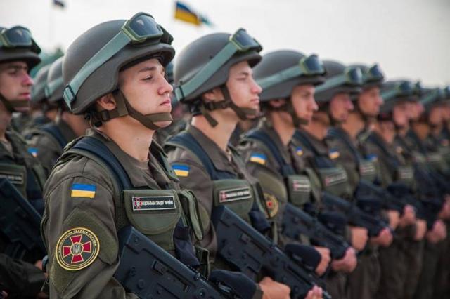 Наполигоне вКривом Роге произошел взрыв: ранены трое нацгвардийцев