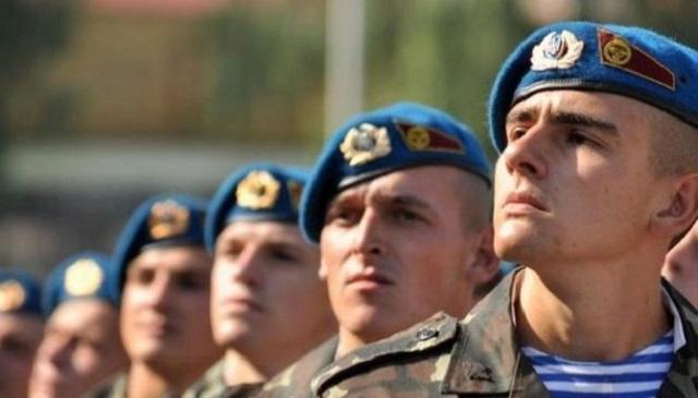 ВУкраинском государстве переименовала высокомобильные десантные войска, чтобы непользоваться аббревиатурой «ВДВ»