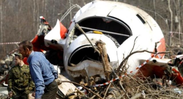 Отчет поСмоленской катастрофе: вПольше назвали открытые вопросы
