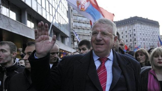 ВГааге отменили оправдательный вердикт лидеру Сербской радикальной партии