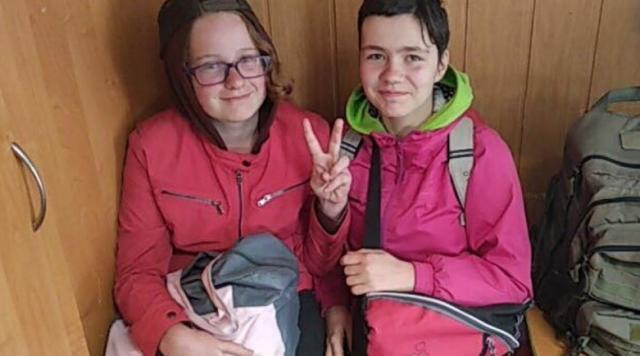Зникнення школярок вКиєві: з'явилися нові подробиці і фото дівчаток