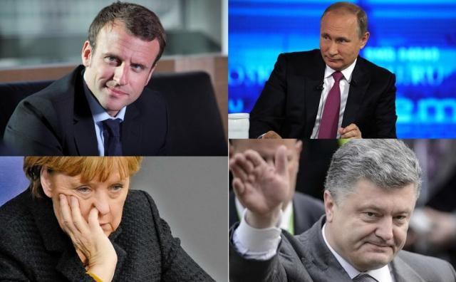 Германия поддержала удар США поСирии