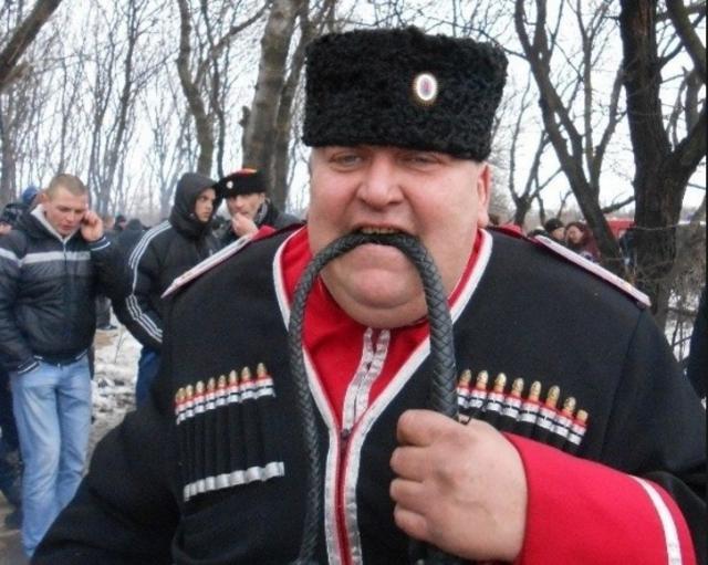 ВКрыму гражданские протесты будут подавлять спомощью казачьих дружин