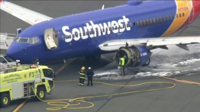 Жінку «висмоктало» з вікна літака— Авіакатастрофа уСША