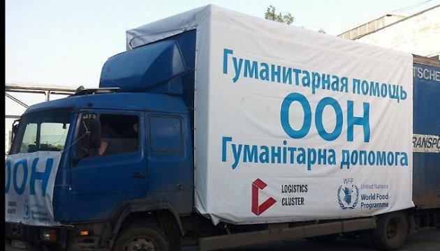Ворганизации ООН сообщили онехватке средств для оказания гуманитарной помощи Украине