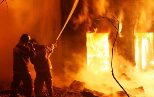 ВЧернигове зажегся СИЗО, эвакуировали 70 человек