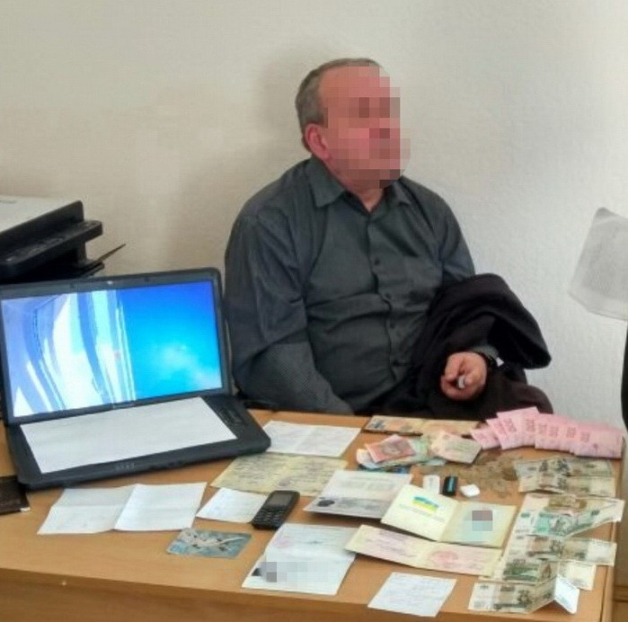 СБУ сообщила, что задержала завербованногоРФ «шпиона»