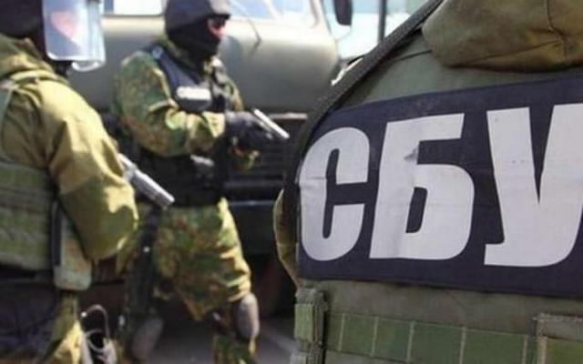 СБУ сказала о задержании «шпиона» вКиеве