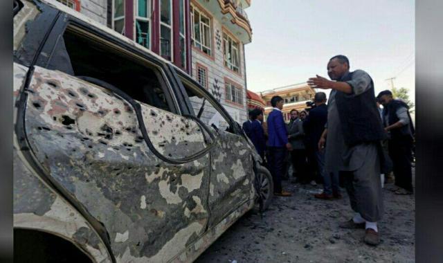 ВАфганістані стався другий задень вибух, кількість загиблих зростає