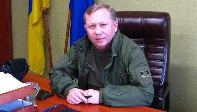 Порошенко сократил начальника управления СБУ наДонбассе