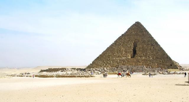 ВЕгипте продавцов будут штрафовать заприставание ктуристам