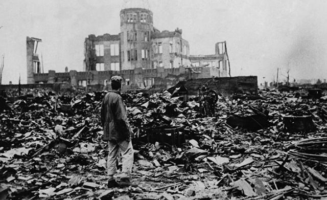 Вычислена поразившая жертв Хиросимы доля радиации