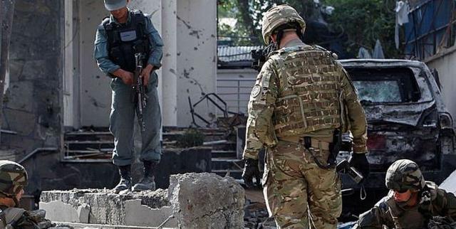 Несколько репортеров погибли при взрыве вКабуле