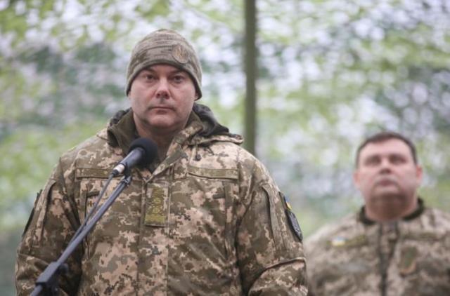 Операция Объединенных сил непредусматривает активизации военных действий наДонбассе— Наев