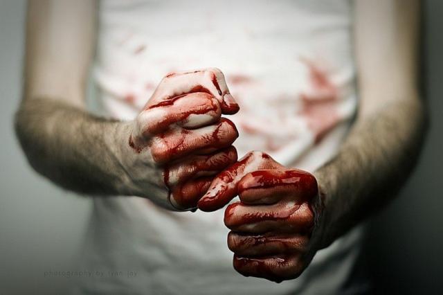 Душевнобольной забил досмерти прохожих— Бойня вУмани