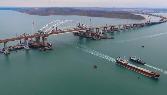 Клиент Крымского моста прокомментировал закупку оборудования вНидерландах