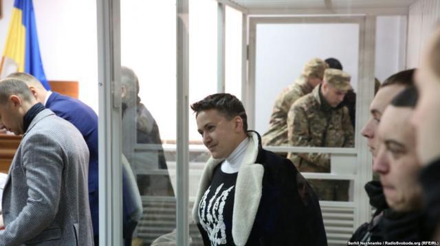 Защитой Савченко будет заниматься юрист Штепы иТопаза