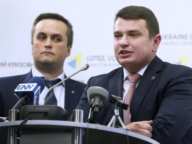 САП таНАБУ обмінялись взаємними звинуваченнями усправі голови ЦВК