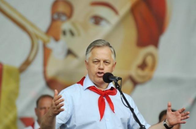 СБУ: Лидера украинских коммунистов Симоненко подозревают вподготовке госпереворота