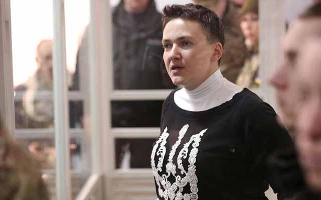 7b03b939e2a282 В день народження Савченко до суду надійшло клопотання про ...
