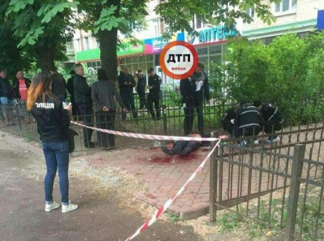 Встолице ударом ножа вшею убили мужчину— Поножовщина вКиеве
