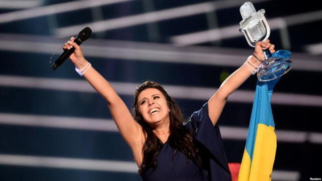 Украина угодила в 10-ку наилучших выступлений наЕвровидении