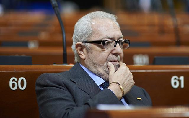 ВПАСЕ ввели санкции против экс-президента Аграмунта