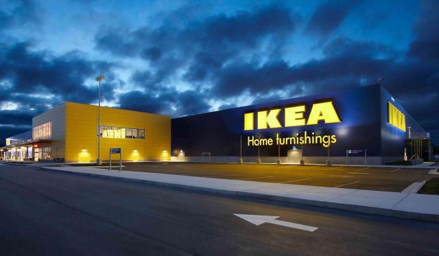 ВКабмине подтвердили появление вгосударстве Украина  H&M иIKEA доконца года