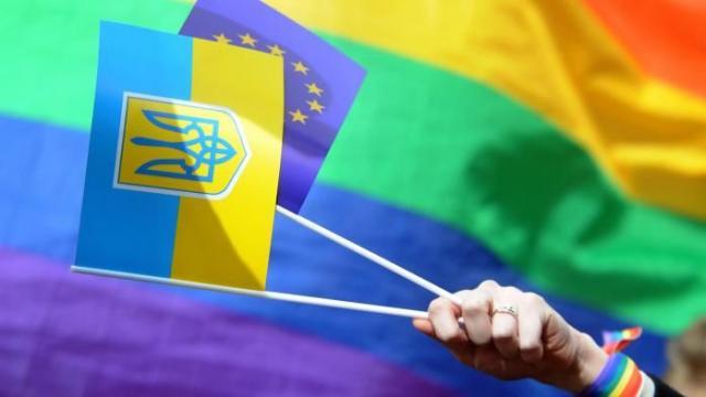 ВЗапорожье мужчина кинул взрывчатку втолпу участников ЛГБТ— ЦэЕвропа