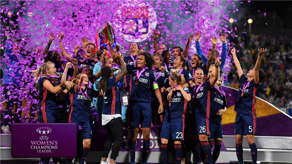 Фото: UEFA women's Champions League