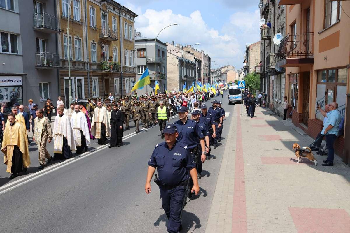 Марш у Перемишлі. Фото: Громадське