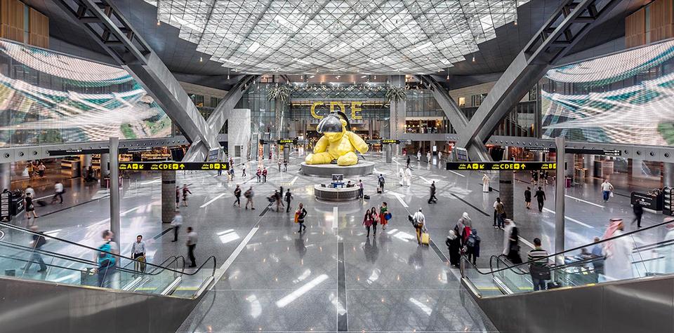 Фото: Международный аэропорт Хамад