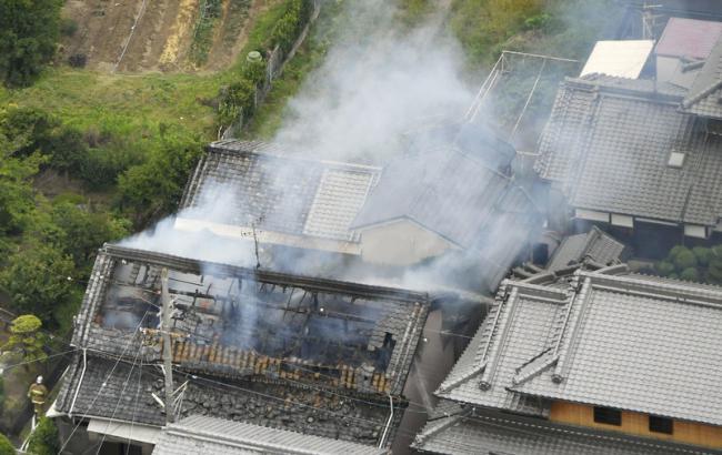 Фото: Kyodo