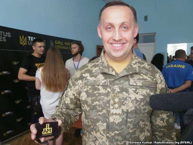 Заместитель министра обороны по вопросам евроинтеграции Анатолий Петренко