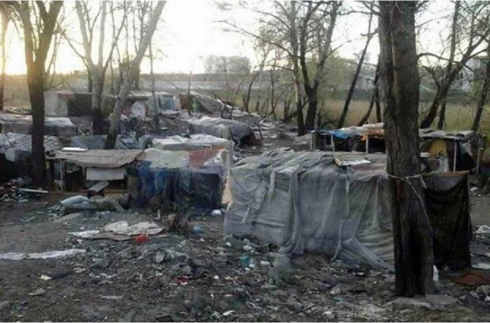 Поліція підозрює в організації нападу на табір ромів біля Львова 20-річного  юнака f6cf21149bd4e
