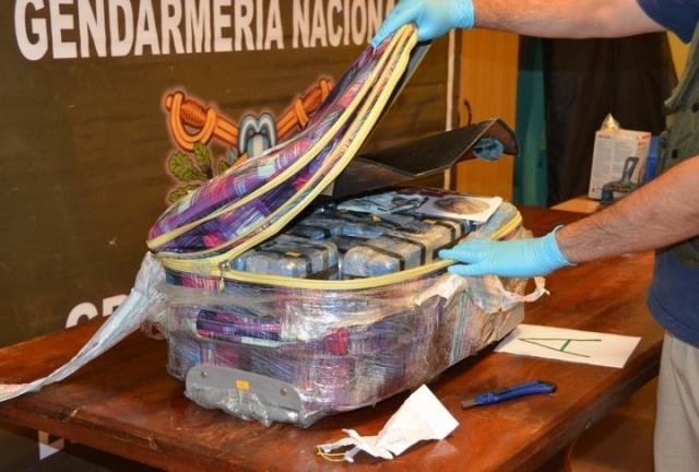 Германия выдала РФ предполагаемого организатора поставок кокаина изАргентины