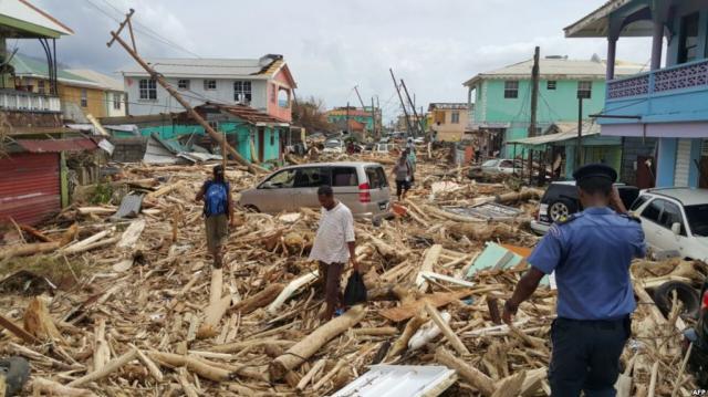 Руководитель  Пуэрто-Рико раскритиковал слова Трампа очисле жертв прошлогодних ураганов