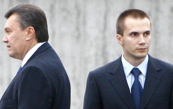 Суд зняв арешт з рахунків у банку Януковича-молодшого