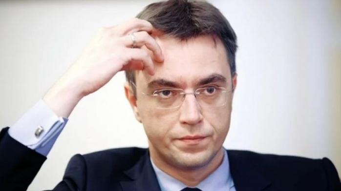Володимир Омелян. Фото: Страна