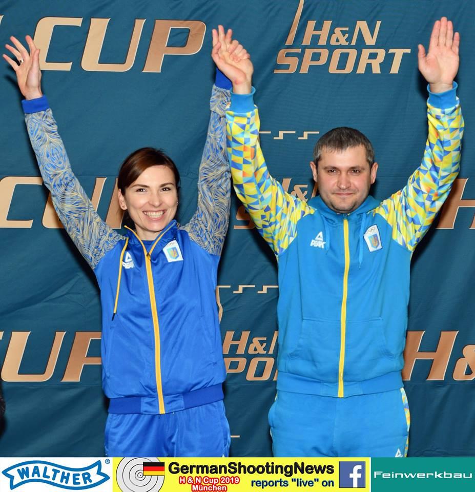 Картинки по запросу Костевич и Омельчук установили мировой рекорд в стрельбе из пневматического пистолета