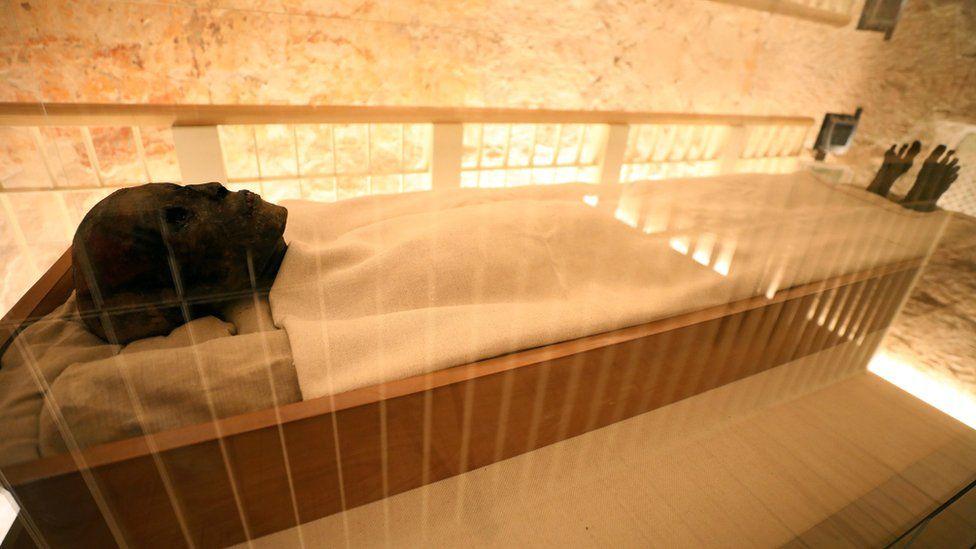 Гробницу Тутанхамона в Египте открыли после реставрации (ФОТО), фото-2