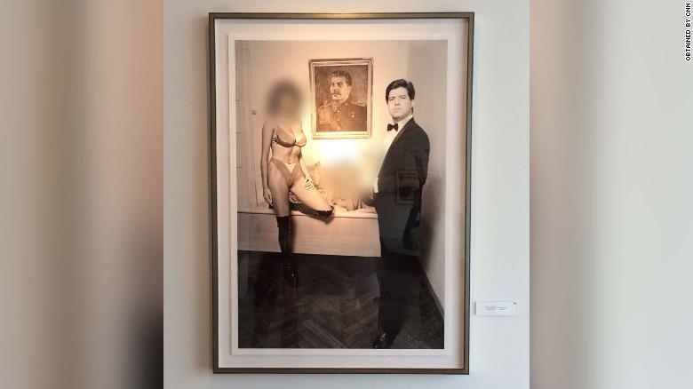 Джеованис, три неизвестные женщины и Сталин, фото: CNN