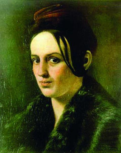 Тарас Шевченко - женщины и страсть. Фото: Варвара Репніна