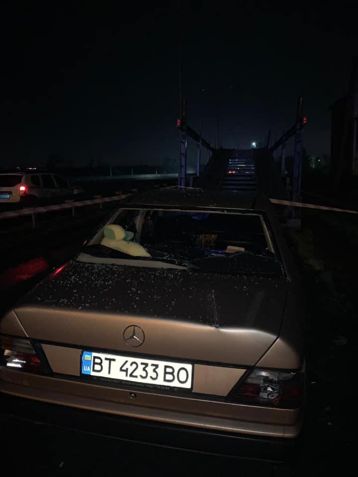 В Одесской области расстреляли работников «Укртрансбезопасности» — соцсети. Фото: Олеся Голодок / Facebook