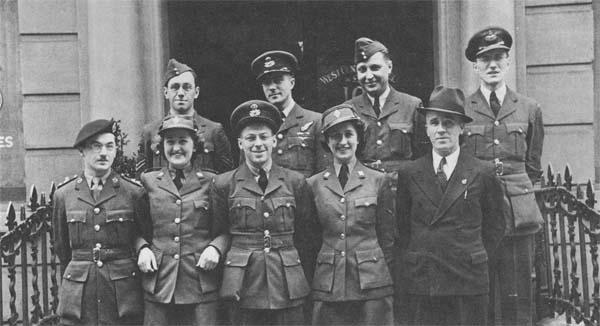 Украинцы-герои Второй мировой войны в составе армий США, Канады и Великобритании