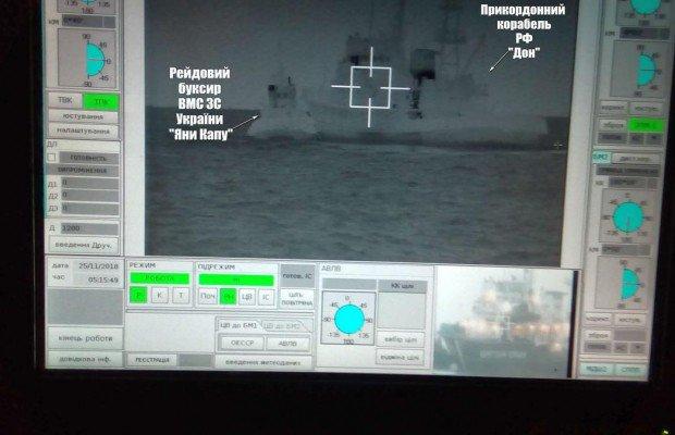 Международный трибунал по морскому праву начал рассмотрение дела о нападении России на моряков ВМС Украины