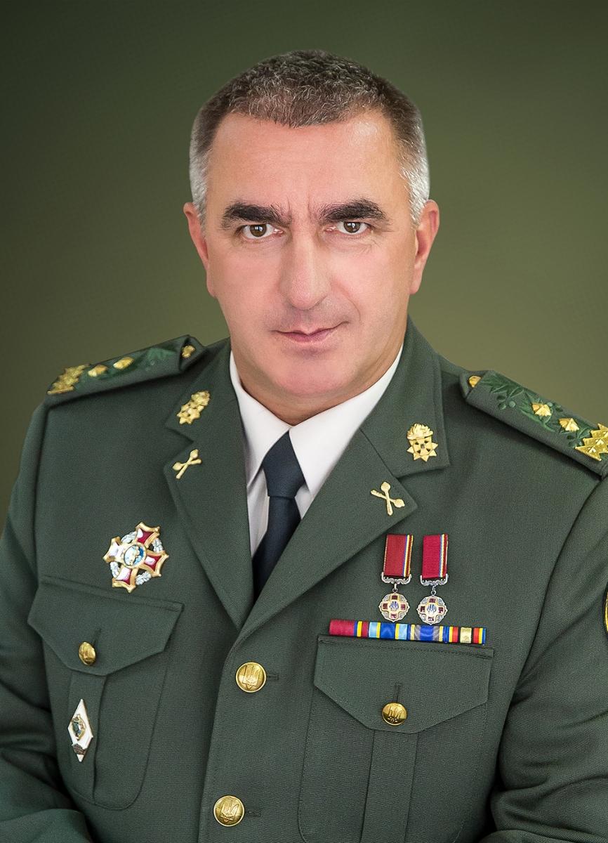 Николай Балан, фото: Национальная гвардия