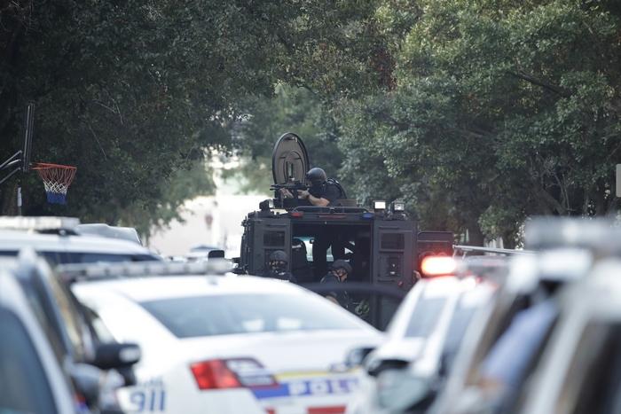 Стрілянина у США: поранено шістьох поліцейських, двоє побували у заручниках. Фото: WHYY.org