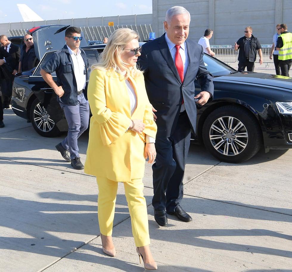 Жена израильского премьера оскандалилась в Украине: пренебрегла традициями. Фото: Вести Израиля
